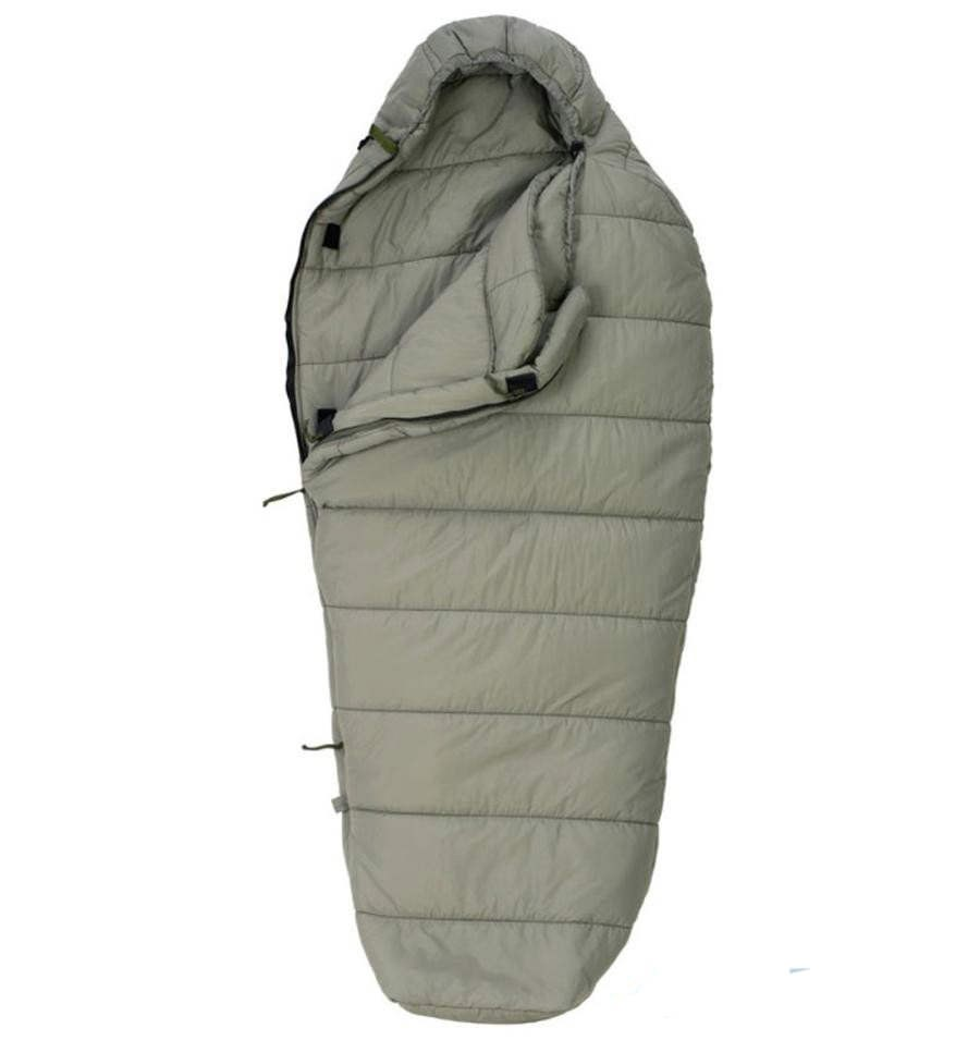 Slumberjack SVCSS Gamma 0° Sleeping Bag - Urban Gray