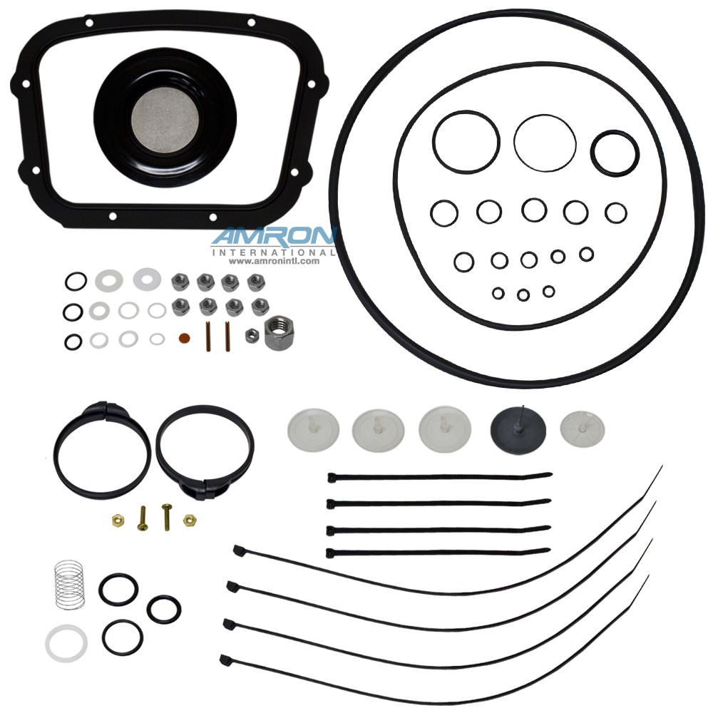 Kirby Morgan 525-380 Soft Goods Overhaul Kit for the Kirby Morgan 37SS Dive Helmet
