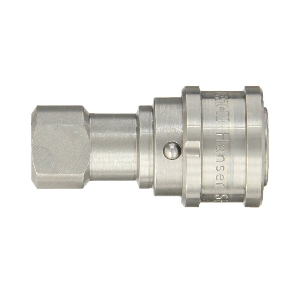 Hansen LL1-H11-SL - 1 HK SRS Socket 2-Way 1/8 in. FPT Stainless Steel (303)