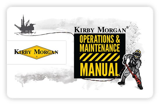 Kirby Morgan Manual SL 27 (P/N: 100-027)