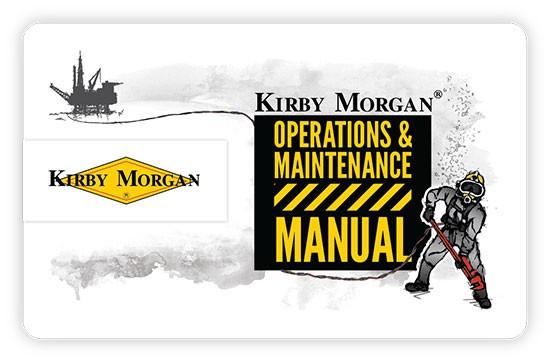 Kirby Morgan Manual SL 27 (P/N: 100-027)
