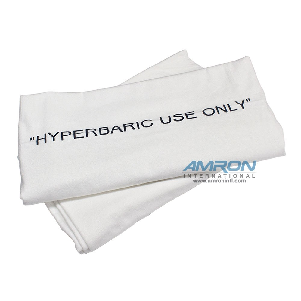 Medline Single Hyperbaric Blanket - 100% Cotton Flannel - 72 in. x 90 in. MDL-MDT219011-1
