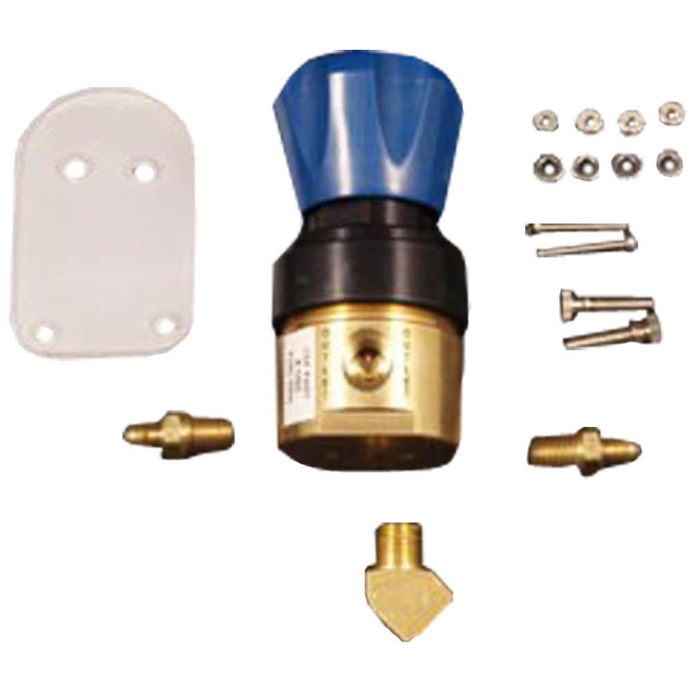 Monkey Heater Fuel Regulator Assembly CDF-1068