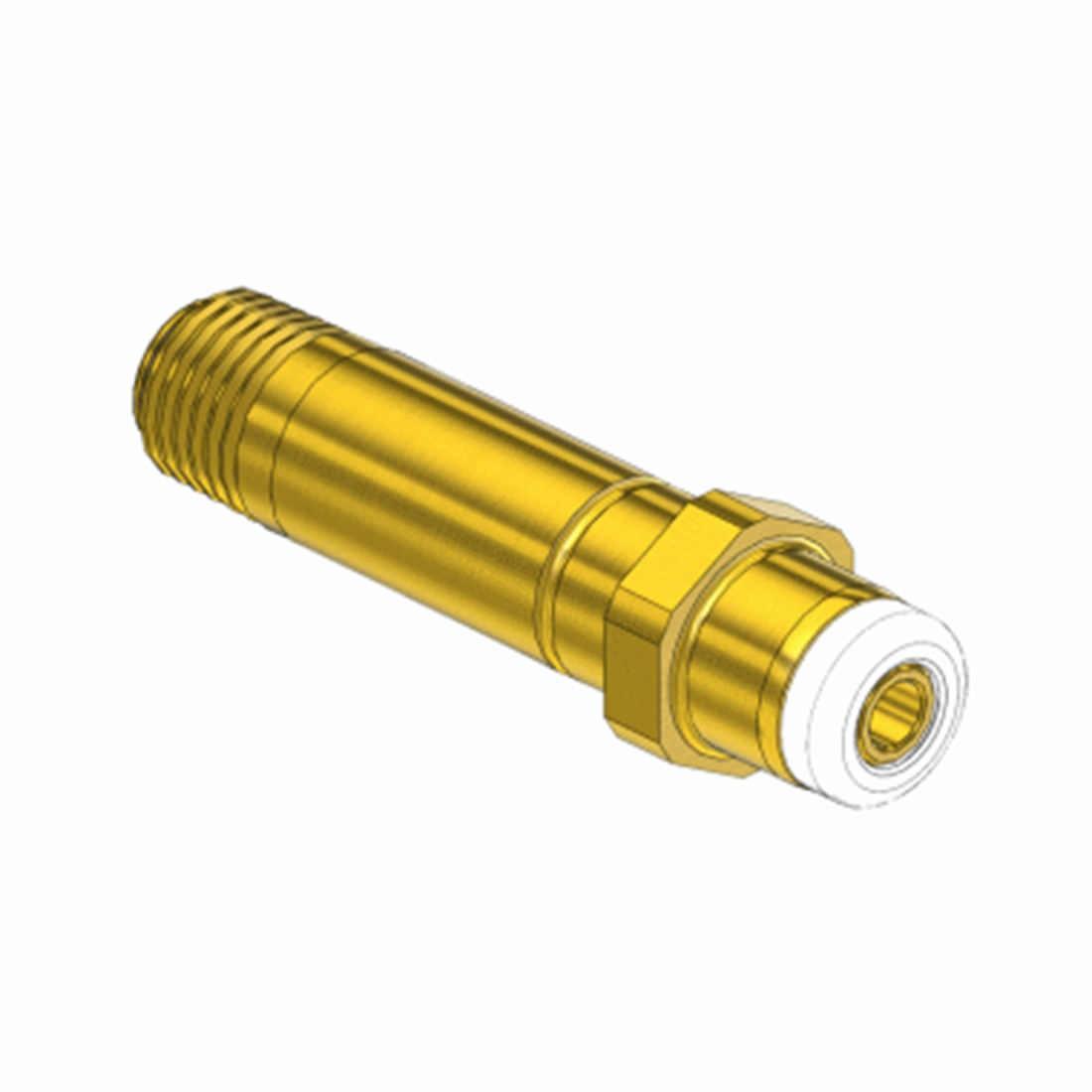 CGA-540 (NP-211T1) Handtighten Inlet Nipple