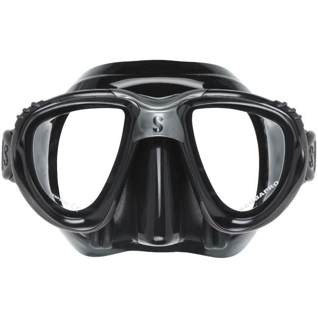 SCUBAPRO Scout Mask - Black/Black 24.826.000