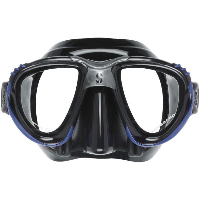 SCUBAPRO Scout Mask - Black/Blue 24.826.400
