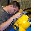 Joe Esparza - Kirby Morgan Repair Technician