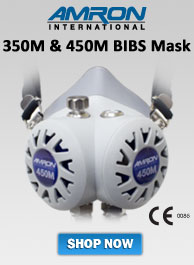 Amron 350M and 450M BIBS Masks